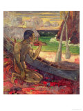 The Poor Fisherman, 1896 Stampa giclée di Paul Gauguin