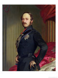 Portrait of Prince Albert 1859 Giclee Print by Franz Xavier Winterhalter
