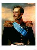 Tsar Nicholas I Premium Giclee Print