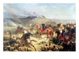 Battle of Solferino, 24th June 1859 Giclee Print by Adolphe Yvon