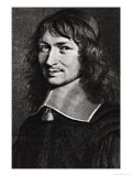 Portrait of Nicolas Fouquet 1662 Giclee Print by Robert Nanteuil
