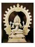 Kali, from Vijayanagar, Giclee Print