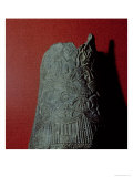 Vase, from Uruk 3rd Millennium BC Giclee Print by  Mesopotamian