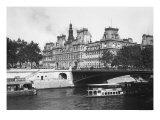 Hotel de Ville, 1882 Giclee Print by Theodore Ballu