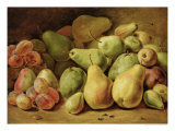 Fruit Still Life Giclee Print by Johann Friedrich August Tischbein