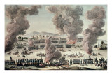 The Battle of Marengo, 25 Priarial an VIII after 1800 Giclee Print by  Tessier