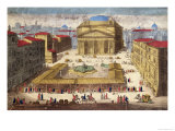 The Pantheon, Rome Giclee Print