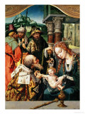 The Adoration of the Magi Giclee Print by Jan Gossaert