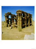 Kiosk, Meroitic Giclee Print by Sudanese 