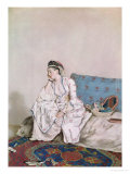 Portrait of Mary Gunning, Countess of Coventry, 1749 Giclee Print by Jean-Etienne Liotard