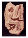 Harp Player, 1830-1600 BC Giclee Print by  Mesopotamian
