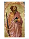 St. Paul, 1426 Giclee Print by Tommaso Masaccio