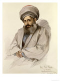 Elias - Jacobite Priest from Mesopotamia Giclee Print by Amadeo Preziosi