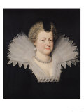 Maria de Medici Lmina gicle por Frans Pourbus II