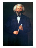 Portrait of Frederick Douglass Reproduction proc&#233;d&#233; gicl&#233;e