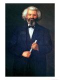 Portrait of Frederick Douglass Giclee Print