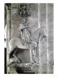 The Bamberg Rider, 1230-35 Giclee Print