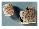 Cappadocian Letter and Envelope, from Turkey, 2000-1800 BC Giclee Print by Hittite 