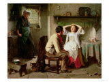 Jealousy and Flirtation Giclee Print by Haynes King
