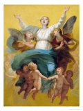 The Assumption of the Virgin Giclee Print by Pierre-Paul Prud'hon
