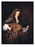 Charles Mouton 1690 Giclee Print by Francois de Troy
