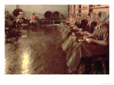 The Large Brewery, 1890 Giclee Print by Anders Leonard Zorn