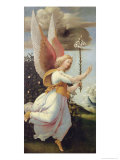 Angel Gabriel Giclee Print by Girolamo Bonsignori