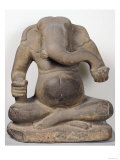 Ganesh, from Tuol Pheak Kin, Kandal Province, 7th-8th Century Giclee Print