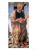 St. Peter Giclee Print by Francesco del Cossa