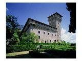 Villa Il Trebbio, S. Piero a Sieve, Begun 1451 Giclee Print by  Michelozzo di Bartolommeo