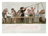 Rifle Makers' Workshop, 1793 Giclee Print by Le Sueur Brothers
