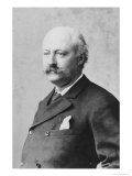 Portrait of Sir Hubert Parry Giclee Print by Elliot & Fry