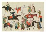 A Horse Market, circa 1580 Giclee Print