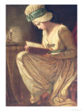Serena Giclee Print by George Romney