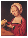 St. Mary Magdalene Reading Giclee Print by Adriaen Isenbrant