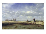 The Hunt, 1847 Giclee Print by Alexandre Gabriel Decamps