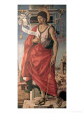 St. John the Baptist Giclee Print by Francesco del Cossa
