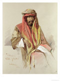 Trehem - from Babylonia, 1854 Giclee Print by Amadeo Preziosi