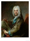 Jean de Jullienne 1722 Giclee Print by Francois de Troy