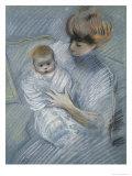 Maternity Giclee Print by Paul César Helleu