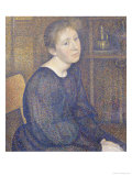 Aline Marechal 1892 Reproduction proc&#233;d&#233; gicl&#233;e par Georges Lemmen