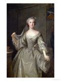 Madame Sophie de France as a Vestal Virgin Giclee Print by Jean-Marc Nattier