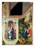 Altarpiece of the Chartreuse de Champmol Giclee Print by Melchoir Broederlam