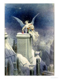 Christmas Eve Giclee Print by Gustave Doré