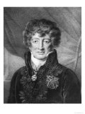 Portrait of Georges Cuvier Giclee Print by Jacques 