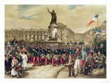 Quatorze Juillet, 1881 Giclee Print by Albert Bligny