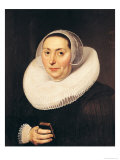 Portrait of a Woman, 1665 Giclee Print by Aelbert Cuyp