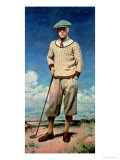 Prince of Wales, Later King Edward VIII, 1927 Gicleetryck av Sir William Orpen