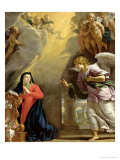 The Annunciation Premium Giclee Print by Philippe De Champaigne
