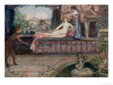 Imperia La Belle Giclee Print by Charles Edward Conder